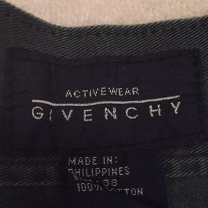 Givenchy khaki Shorts olive green